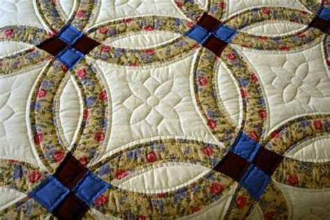 Amish Double Wedding Ring Quilts Archives   Amish Spirit: Handmade Quilts For Sale
