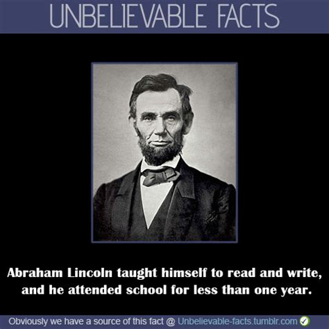 year lincoln was born facts