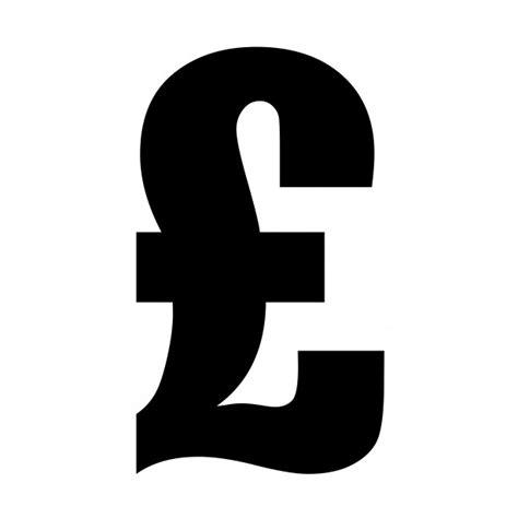 England Pound Symbol