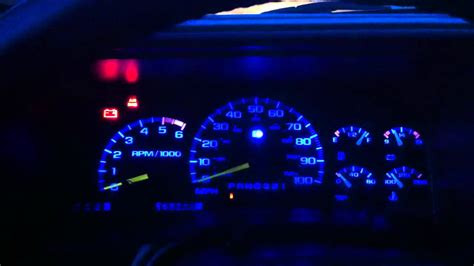 2005 chevy silverado instrument cluster lights 2005 silverado gauge cluster autos post