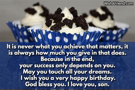 Happy Birthday Quotes For Sons by Happy 22 Birthday Quotes Quotesgram