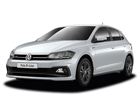 Brand New 68 Plate Volkswagen Polo 1.0 TSI 95 R Line 5dr