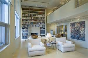 Celebrity Interior Homes Celebrity Homes Home Libraries Decoholic