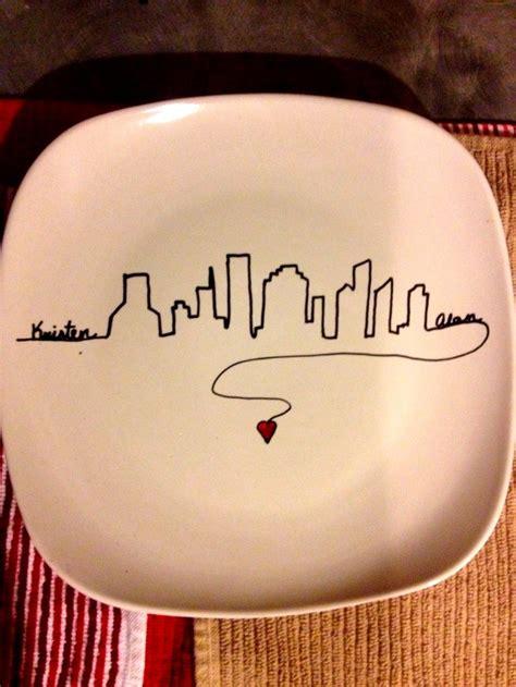 houston skyline tattoo 1000 images about diy on jars plastic spoons