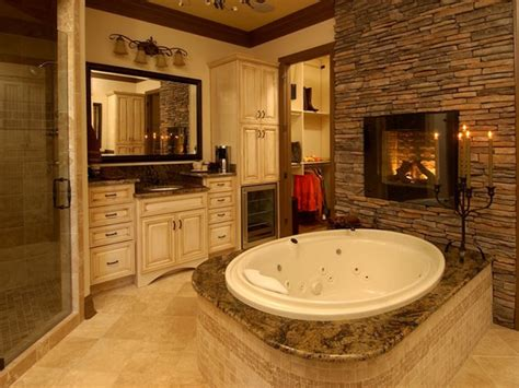 bathrooms with fireplaces 15 luxury bathrooms with astonishing fireplaces