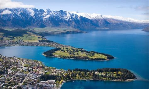 new zealand south island vacation with airfare in queenstown null groupon getaways