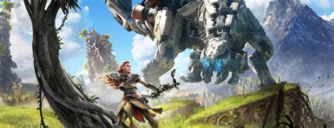 Kaset Ps4 Horizon Zero horizon zero ps4 review ztgd