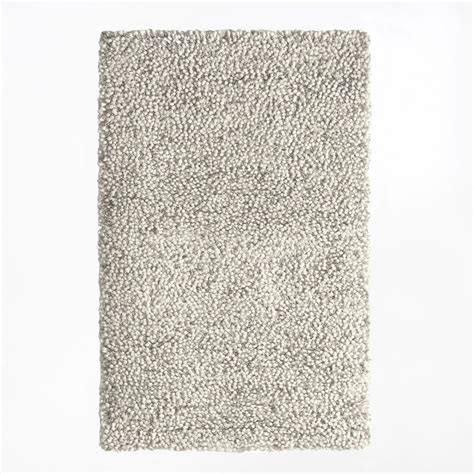 bello shag wool rug west elm uk