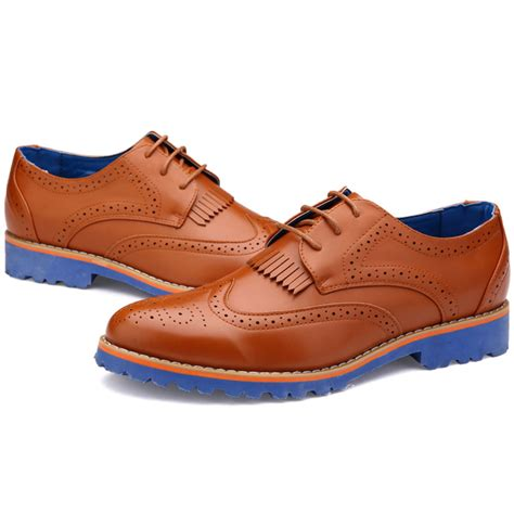 oxford shoes colored soles mens oxford shoes with colored soles 28 images kenneth