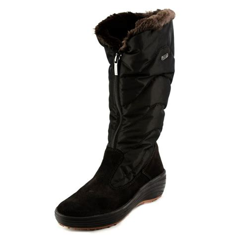 shoes size 5 pajar pajar talia brown snow boot boots