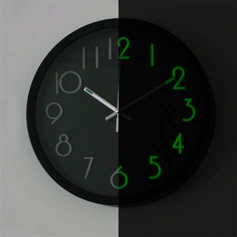 glow in the dark l buy cheap glow in the dark clock compare home