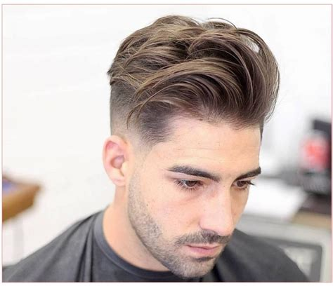 hairstyles with fullness trends model along with short modern curly hair for men