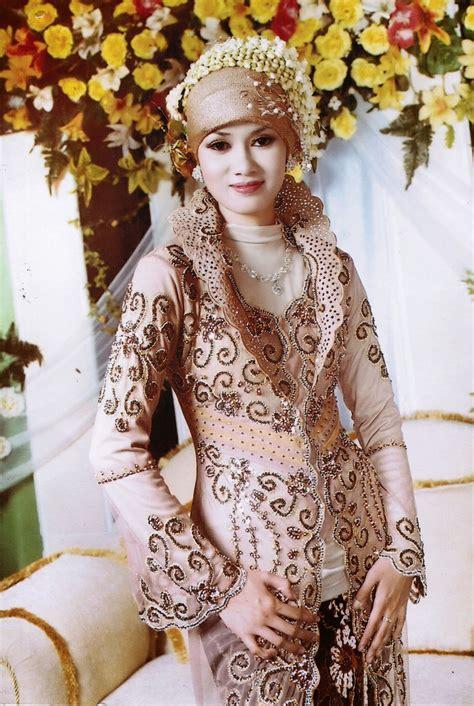 Baju Kebaya Sunda Muslim 30 contoh baju pengantin muslim modern contohbusanamuslim