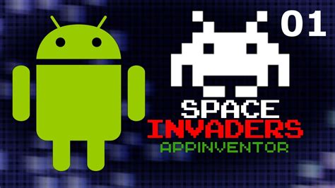 construct 2 space invaders tutorial space invaders app inventor 2 tutorial part 01 youtube