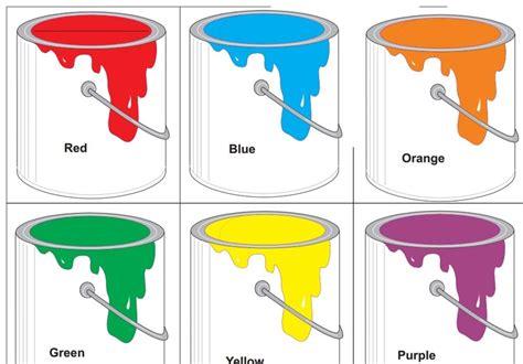 pin by jeannette sauer on preschool colors
