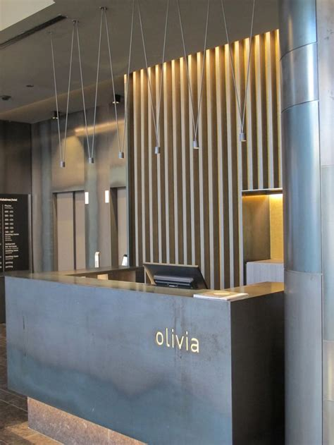 best desk designs 25 best ideas about office reception desks on