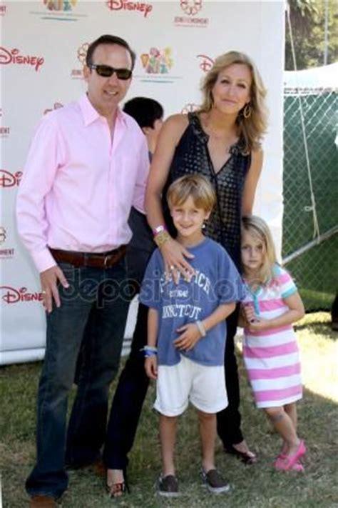 lara spencer & family – stock editorial photo © jean