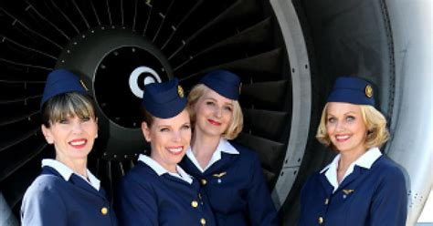 Anniversary Of The Flight Attendant by Sirens Of The Skies Flight Attendants Through The Years