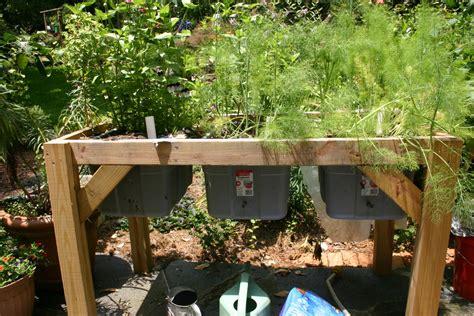 watering planter walter reeves  georgia gardener