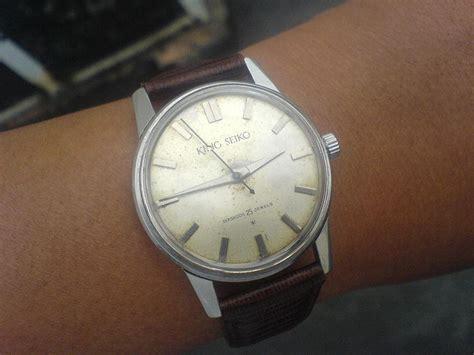 Jam Tangan King Seiko jam tangan kuno the king seiko from 1961