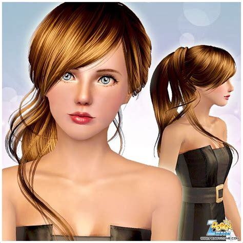 my sims 3 blog peggy november 2011 special gift hair for