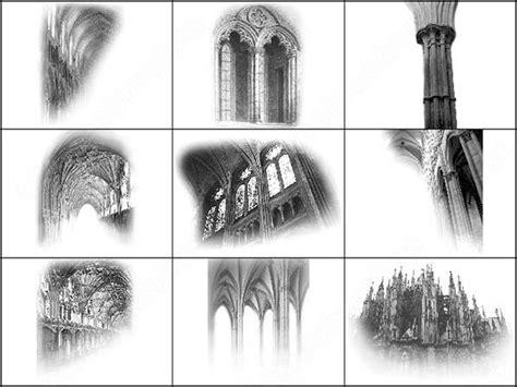 gothic pattern brush a styleofarchitecture gothic brush photoshop brushes in