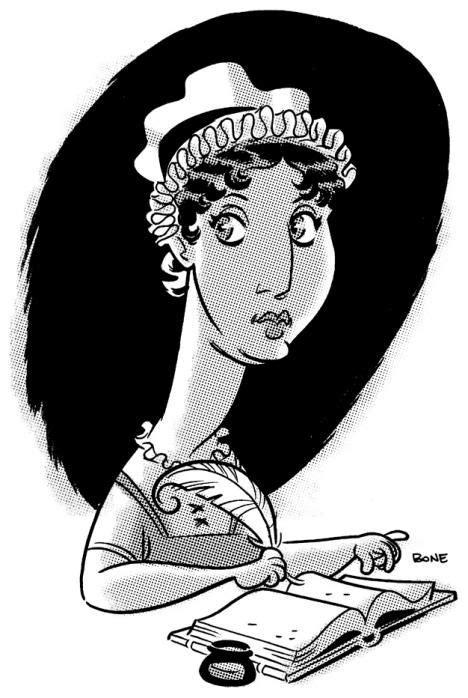 Consejos de escritura de Jane Austen. - Editorial Azur