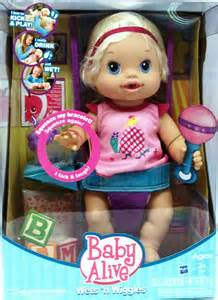 Hasbro baby alive wets n wiggles pictures to pin on pinterest