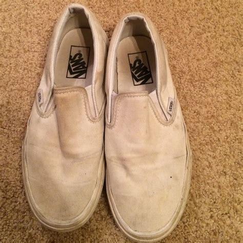 Slipon M 08 Hitam vans used white slip on vans shoes from serenity s closet on poshmark