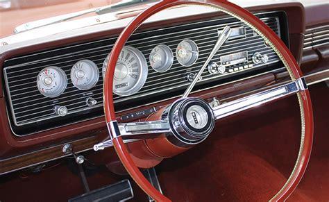 photo feature  mercury park lane convertible