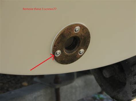 boat drain plug removal how to remove drain plug from searay the hull truth