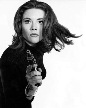 diana rigg in hair curlers junosayshello com blog bond girls five decades of style