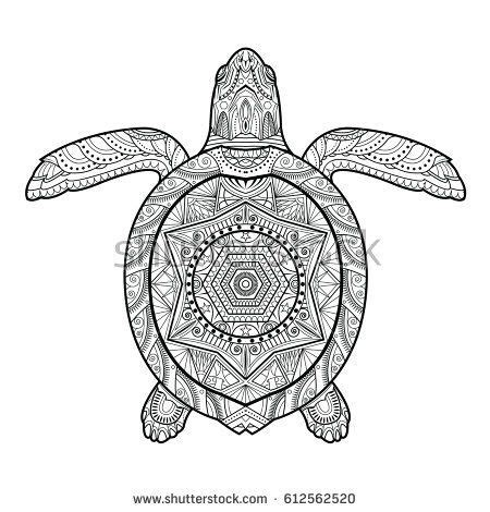 marvelous sea turtles coloring book for adults stress relief coloring book for grown ups books 400 best animales 06 colorear images on
