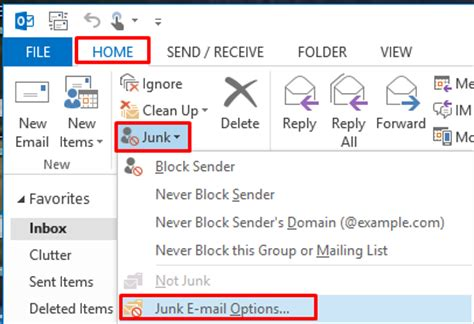Office 365 Junk Mail Disable 3 Vital Microsoft Outlook Tips For Becoming A Power User