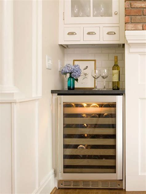 Wine Cooler For Kitchen Cabinets by 17 Best Ideas About Wine Fridge On Wine Cooler