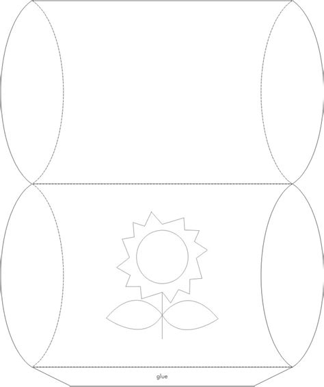 sun flower template sun template for www pixshark images