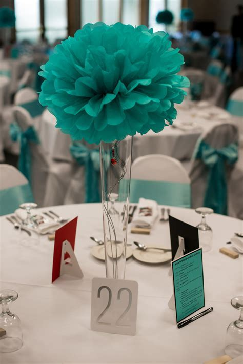 Tiffany Blue and Red WeddingTiffany Blue and Red Wedding