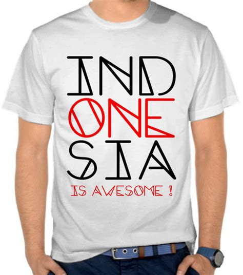 Kaos Keep Calm Keep Calm Awesome 2 jual kaos indonesia is awesome 10 indonesia satubaju