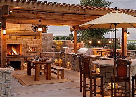 outside kitchen design ideas 70 awesomely clever ideas for outdoor kitchen designs