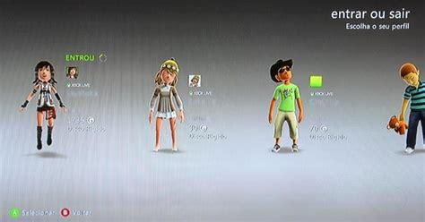 imagenes para perfil xbox confira como apagar perfil de um jogador do seu xbox 360