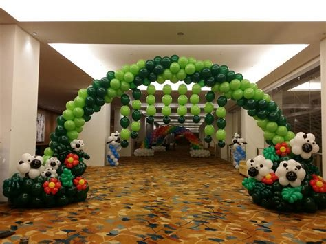 new year church decoration balloon sheep arch esign that balloons