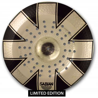 Sabian Aa Holy China 21 Cymbal 19 quot rhcp edition aa holy china 21916csbcp sabian cymbals