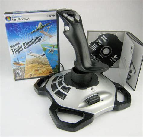 Joystick Microsoft Flight Simulator simulation microsoft flight simulator x gold dvd