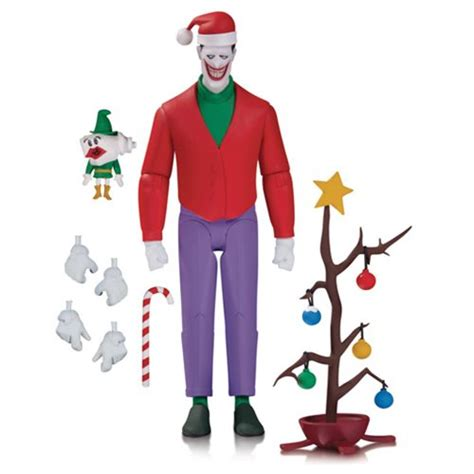 Set Emilia Batwing batman the animated series joker figure