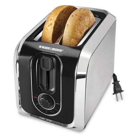 toasters at walmart black decker tr1200sb 2 slice toaster toasters at hayneedle