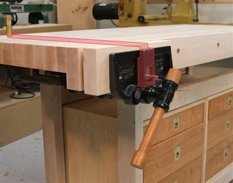 bench dog vise eight tips for securing work to a benchtop finewoodworking