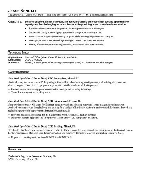 problem resolution update resume