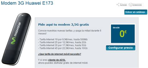 Modem Huawei Movistar huawei e173 el m 243 dem usb 3g 900mhz de movistar m 243 vil invasi 243 n