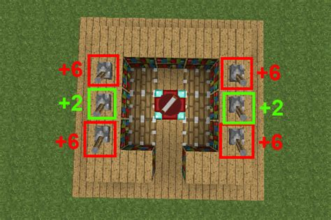 minecraft 1 3 enchantment table extremely simple fully
