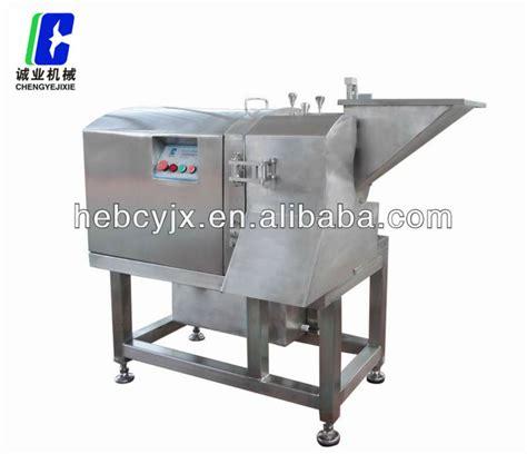 h vegetables 2000kg h vegetable dicer qd2000 from china hebei 2000kg